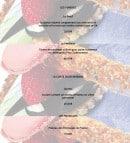 Menu Bistrot 1954 - Les viandes, plats végétariens et fromage