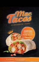 Menu Mac Tacos - Carte et menu Mac Tacos Quimperle