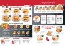 Menu Tacos Avenue - les menus burgers, frites...
