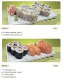 Menu Tsubaki House - Les menus Tsubaki suite