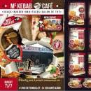 Menu Mc Kebab Café - Menu à la carte