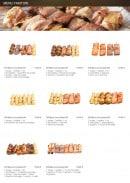 Menu Hayashi - Les menus yakitoris