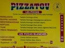 Menu Pizza Tov - pizzas, pizzas blanches