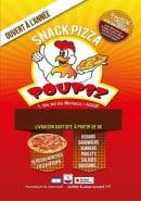 Menu Poupiz - Carte et menu Poupiz  Agde