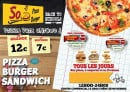Menu So Pizza Burger - Carte et menu So Pizza Burger Rennes