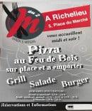 Menu Aux 2M - carte et menu Choucroute L'Alsacienne