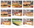 Menu Le Tacos de Lyon - Burgers et paninis