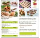 Menu Picual - Les buffets