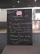 Menu Le Tarin - Exemple de menu