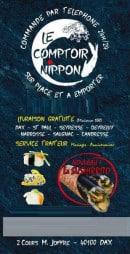 Menu Le Comptoir Nippon - Carte et menu Le Comptoir Nippon Dax