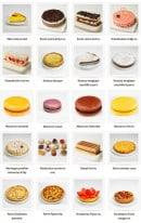 Menu La mie câline - Les pâtisseries page 2