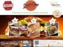 Menu Donertime - Le menu 6.5, tacos et assiettes