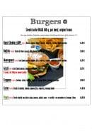 Menu La Cabane de Marie - Burgers (a emporter)