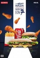 Menu So night burger - Carte et menu so night burger lille