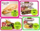 Menu Le Soummam Kebab - Les menus à la carte et les formules menus page 2