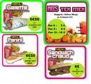Menu Le Soummam Kebab - Les menus à la carte et les formules menus