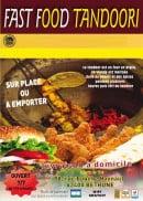 Menu Fast Food Tandoori - Carte et menu Fast Food Tandoori  Bethune