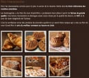 Menu Au pain de mon grand pere - Les viennoiseries