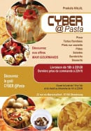 Menu Cyber pasta - La carte et menu cyber pasta à strasbourg