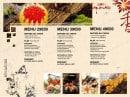 Menu Totoro - Les autres menus