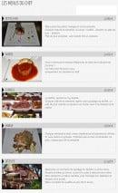 Menu La Queue de Cochon - Les menus