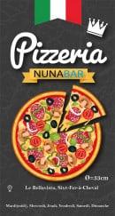 Menu Nunabar - Carte et menu Nunabar Sixt Fer A Cheval