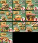 Menu O'Delice L'Original - Les menus burgers