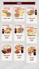 Menu Royal Pizza - Menu