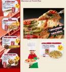 Menu French Pizza - carte et menu Pizza French Paris