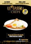 Menu Le Tassili - Carte et menu Le Tassili Crêpe