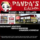 Menu Panda's Kitchen - Carte et menu Panda's Kitchen Amiens