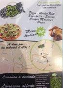 Menu Pizz Chick - Carte et menu Pizz Chick Albi