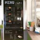 Menu La Cabana - Le menu