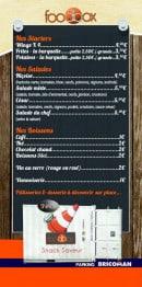 Foodbox à Frejus Carte Menu Et Photos