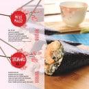 Menu L&B Sushi - Les petits plus et temaki