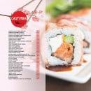 Menu L&B Sushi - Les californias