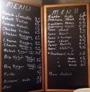 Menu Loudun Kebab - Les menus