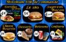 Menu Le 9-2 - Les menus