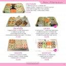 Menu Paradise Sushi - Plateaux sushi page 3