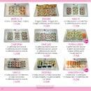 Menu Paradise Sushi - Plateaux sushi page 2