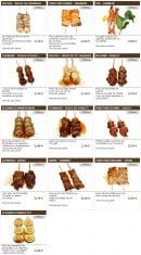 Menu Sushi wako - Les yakitoris