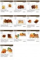 Menu Sushi wako - Les menus brochettes