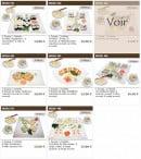 Menu Sushi wako - Les menus makis