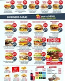 Menu XL burger - Les burgers