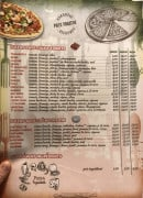 Menu L'italienne pizza - Les pizzas