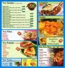 Menu Allo pat a Pizza - Les salades, pâtes, paninis, lasagnes, gratins et tex mex