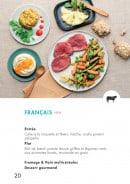 Menu class'croute - Bœuf - français