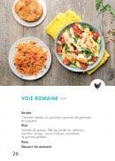 Menu class'croute - Poulet - voie romaine