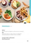 Menu class'croute - Porc - provençale
