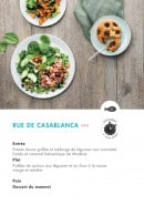 Menu class'croute - Poisson - rue de Casablanca